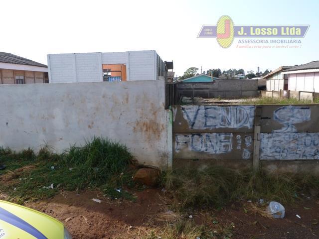 Terreno residencial à venda, Morro Alto, Guarapuava.