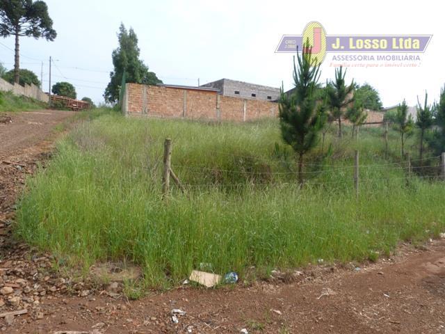 Terreno residencial à venda, Conradinho, Guarapuava.
