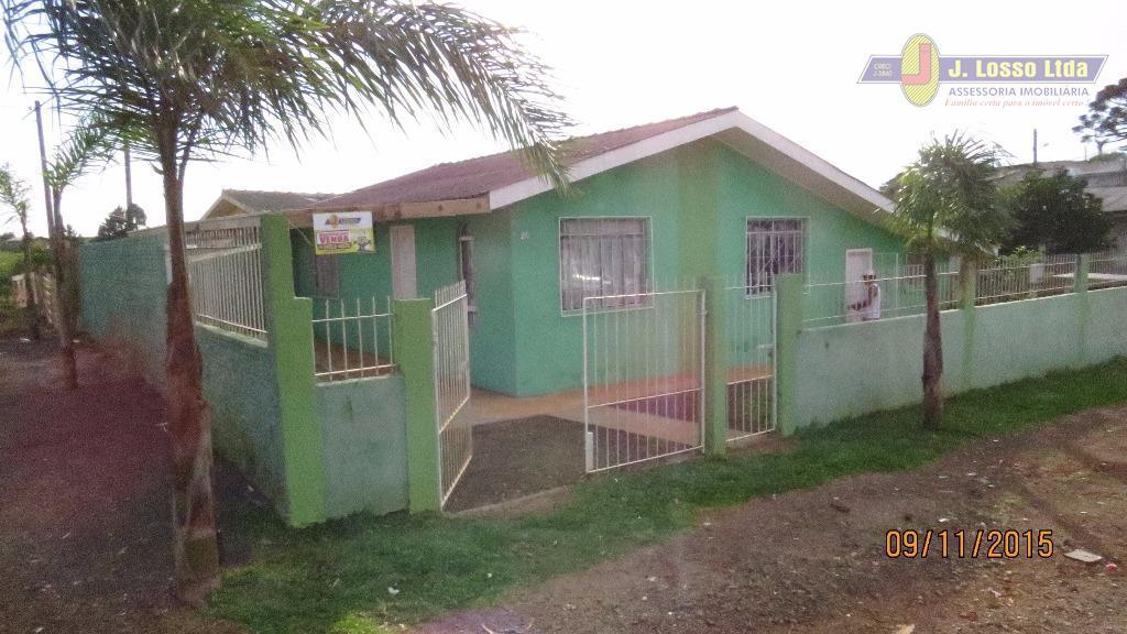 Casa residencial à venda, Industrial, Guarapuava.