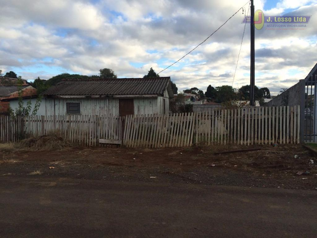 Terreno  residencial à venda, Vila Carli, Guarapuava.