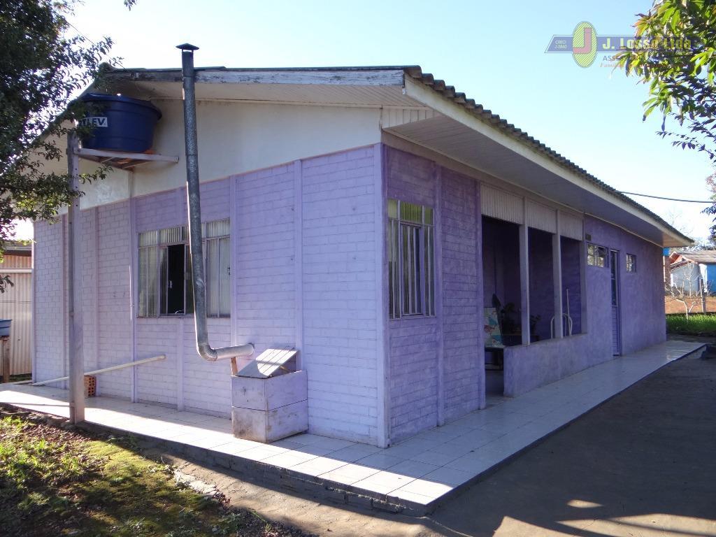 Casa  residencial à venda, Foz do Jordão, Guarapuava.