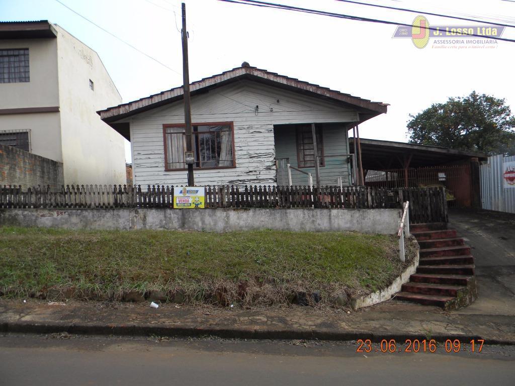 Casa residencial à venda, Trianon, Guarapuava.