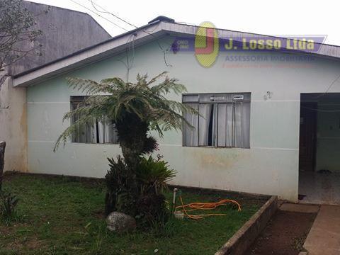 Casa residencial à venda, Boqueirão, Guarapuava.