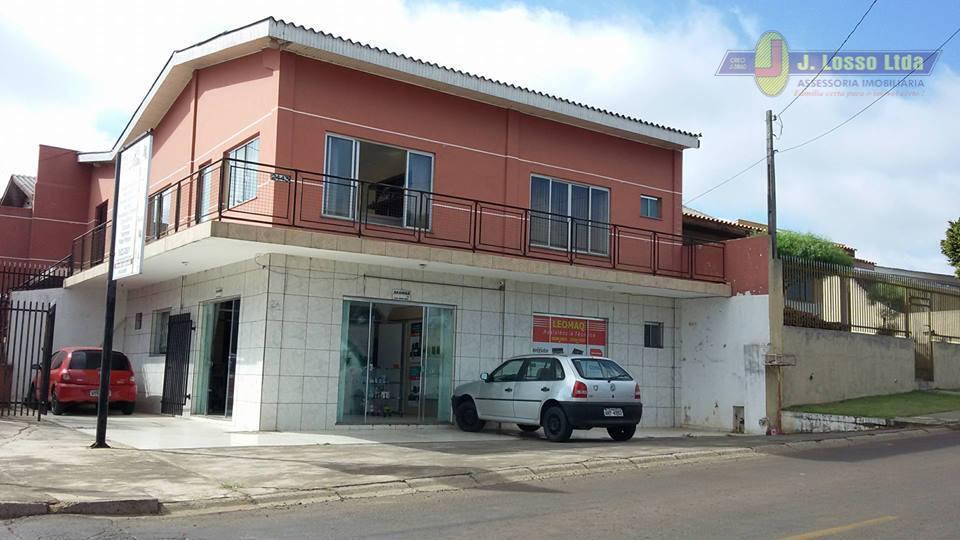 Sobrado residencial à venda, Batel, Guarapuava.