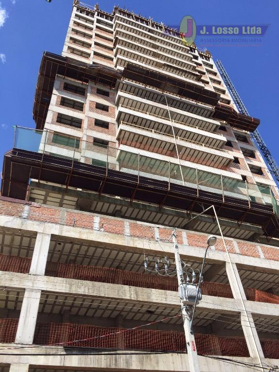 Apartamento residencial à venda, Trianon, Guarapuava.
