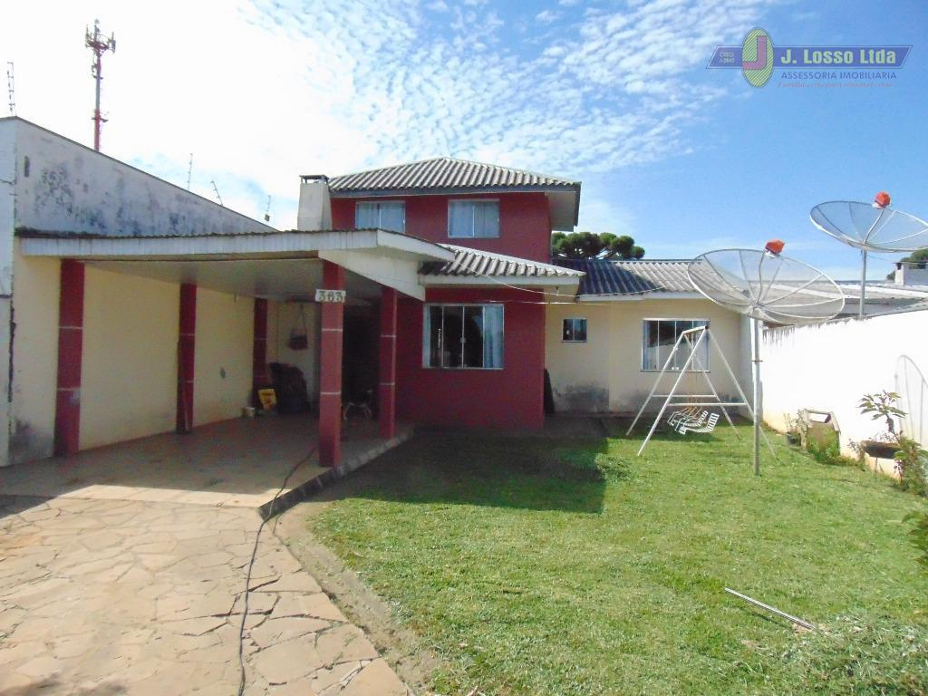 Sobrado residencial à venda, Mirante do Jordão, Guarapuava.