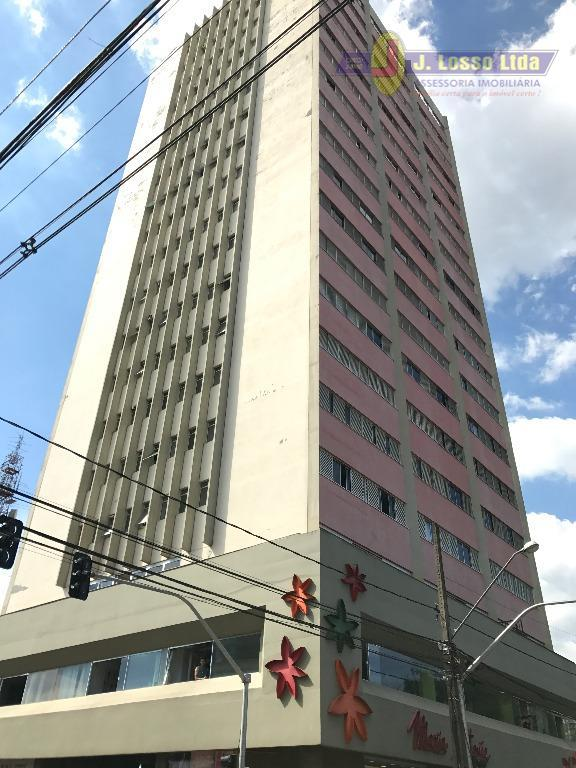 Apartamento residencial para venda e locação, Centro, Guarapuava.