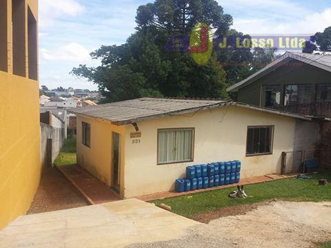 Casa residencial à venda, Bonsucesso, Guarapuava.