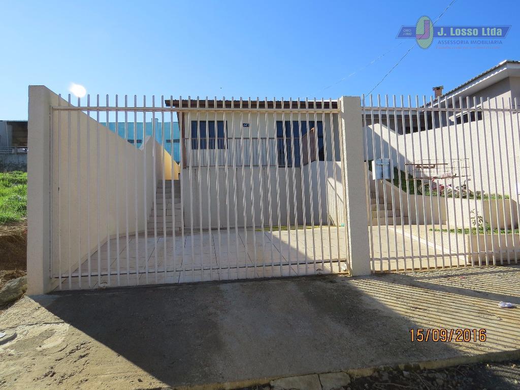 Casa residencial à venda, Conradinho, Guarapuava.