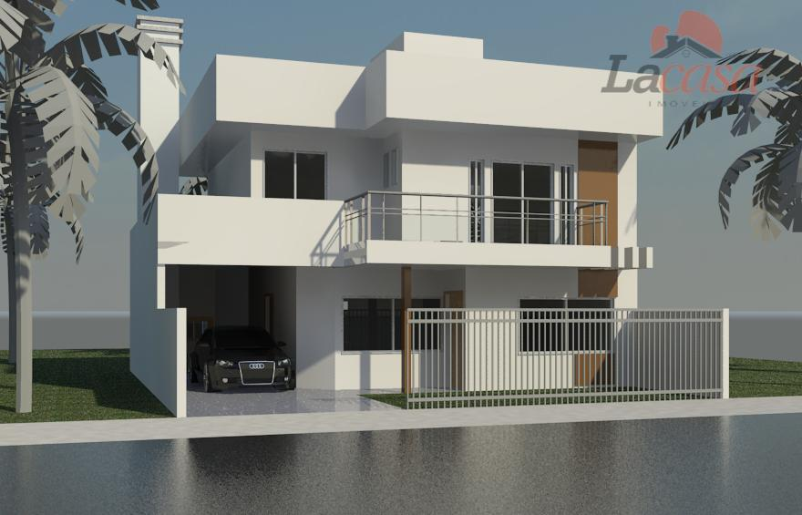 Sobrado residencial à venda, Santana, Guarapuava.