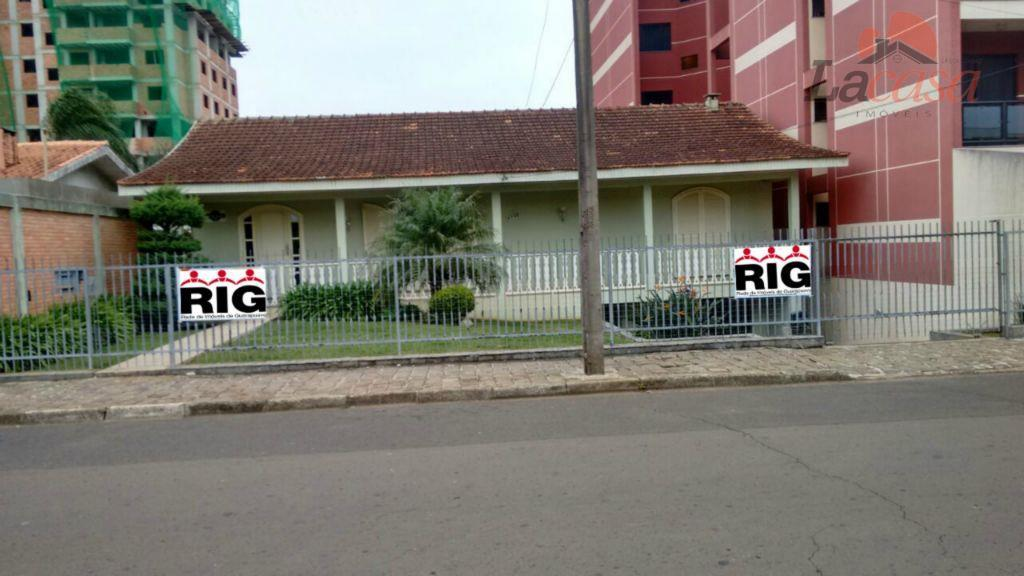 Casa residencial à venda, Centro, Guarapuava.
