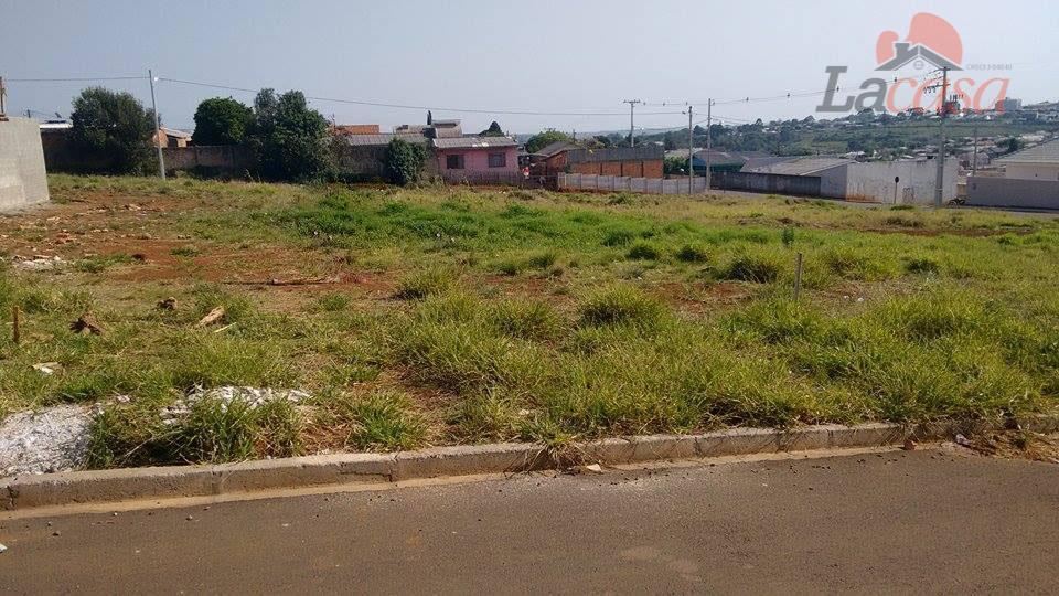 Terreno residencial à venda, Boqueirão, Guarapuava.