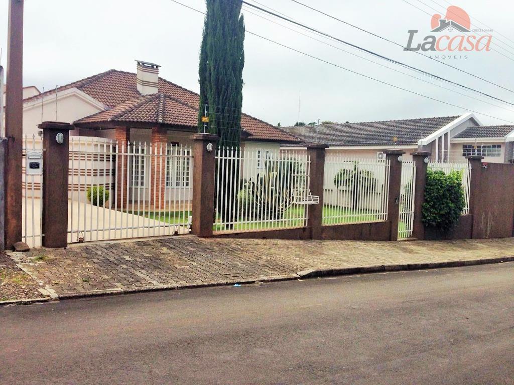 Casa residencial à venda, Santana, Guarapuava.