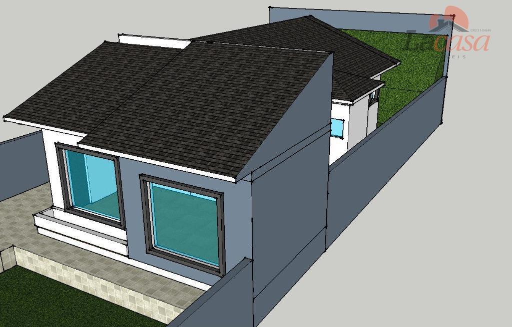 Linda casa em construção!