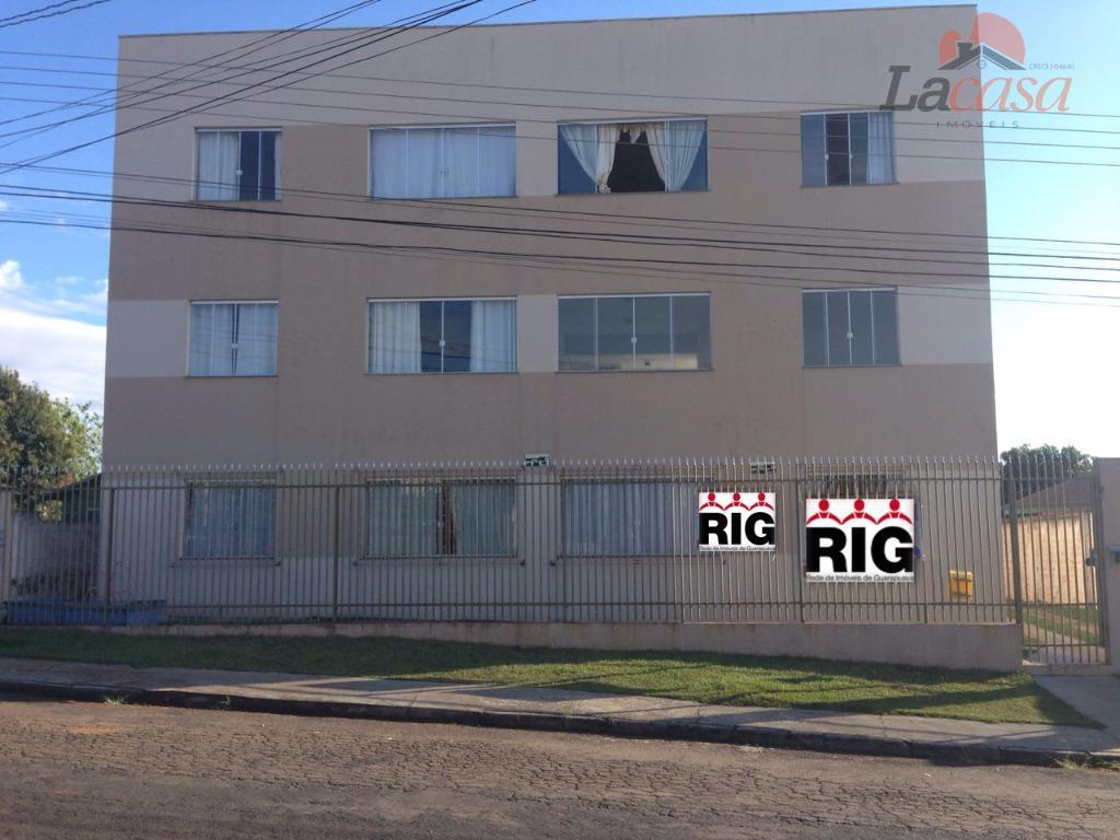 Apartamento residencial para venda e locação, Dos Estados, Guarapuava - AP0040.
