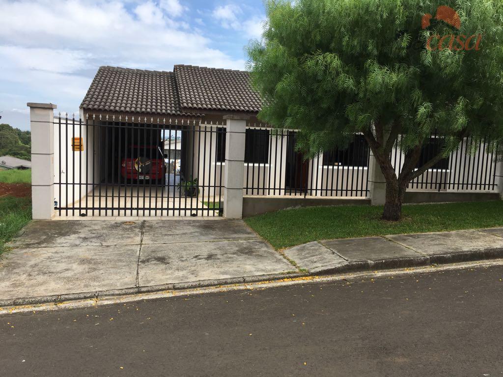 Casa residencial à venda, Alto da XV, Guarapuava - CA0113.