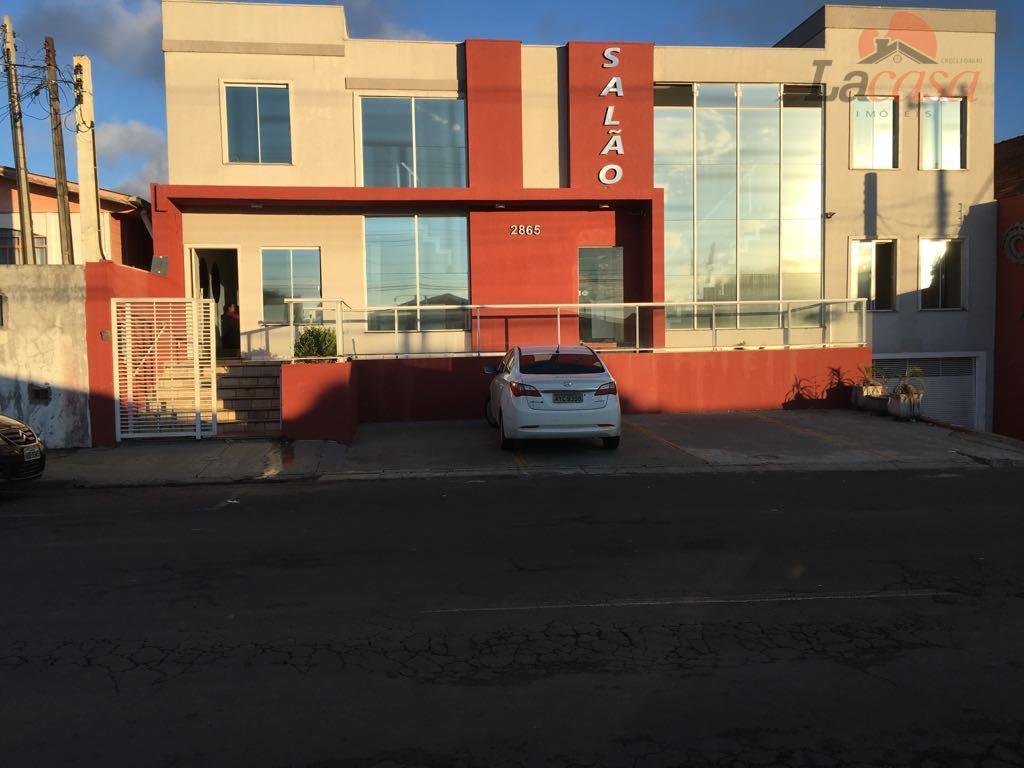 Casa comercial à venda, Centro, Guarapuava.