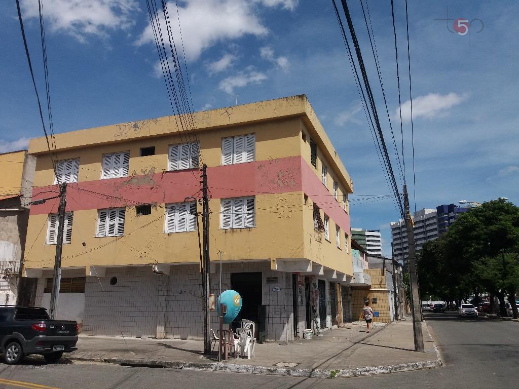 Prédio comercial à venda, Amadeu Furtado, Fortaleza.