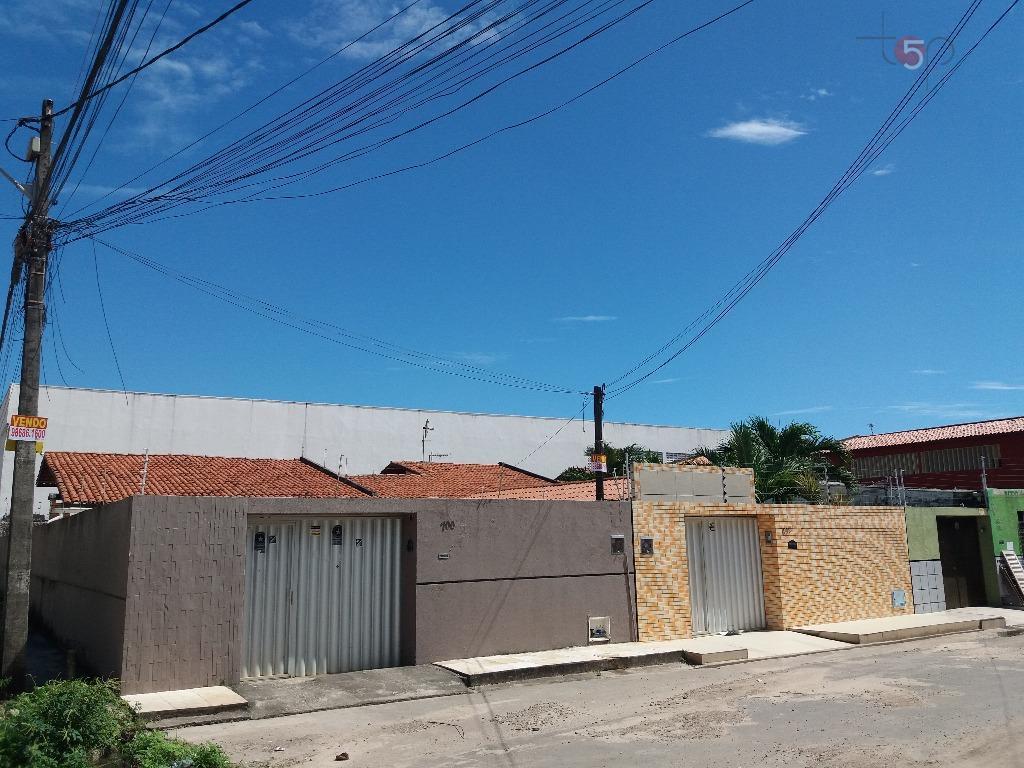 Casa residencial à venda, Messejana, Fortaleza.