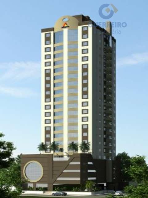 Apartamento residencial à venda, Centro, Itajaí - AP0019.