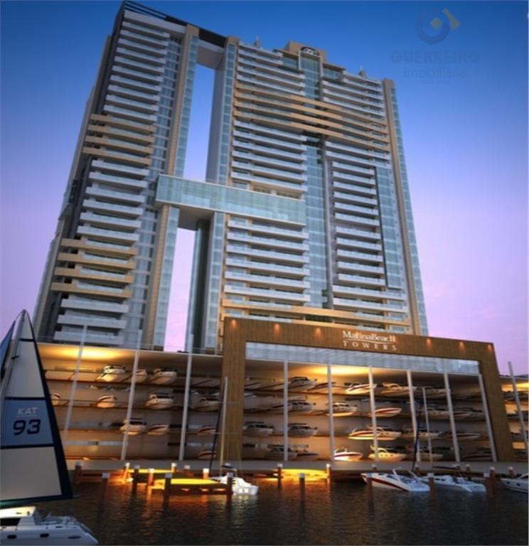 Apartamento residencial à venda, Centro, Balneário Camboriú - AP0029.