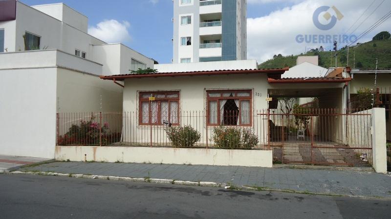 Casa residencial à venda, Centro, Itajaí - CA0011.
