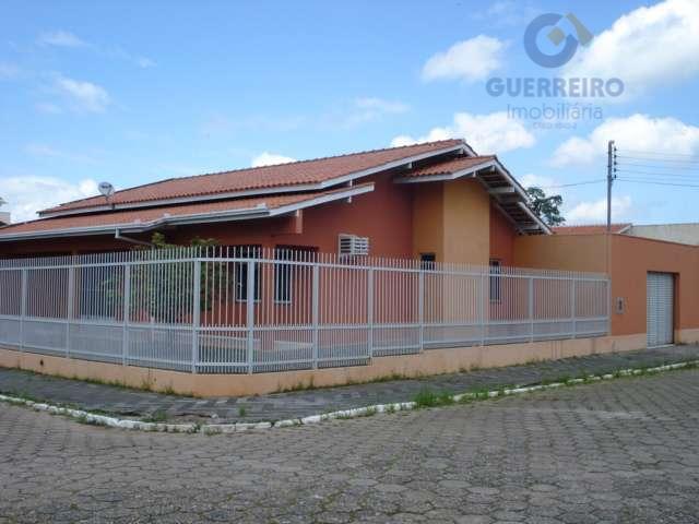 Casa residencial à venda, Dom Bosco, Itajaí - CA0018.