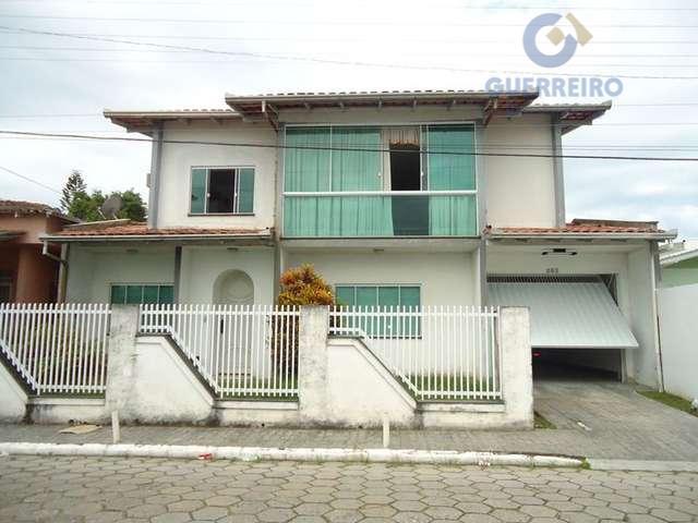 Casa residencial à venda, Vila Operária, Itajaí - CA0026.
