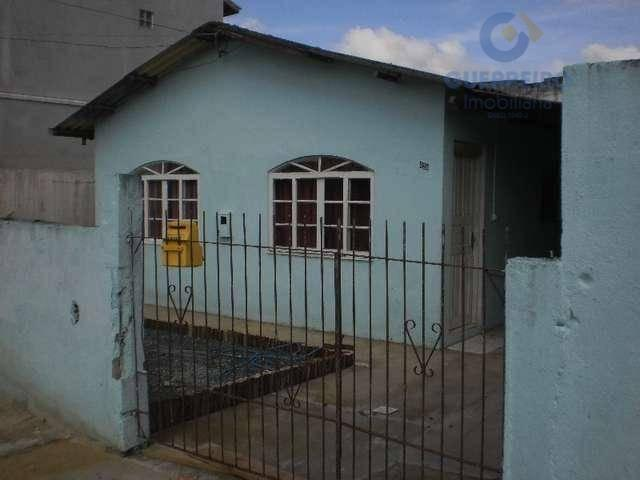 Casa residencial à venda, São Vicente, Itajaí - CA0029.