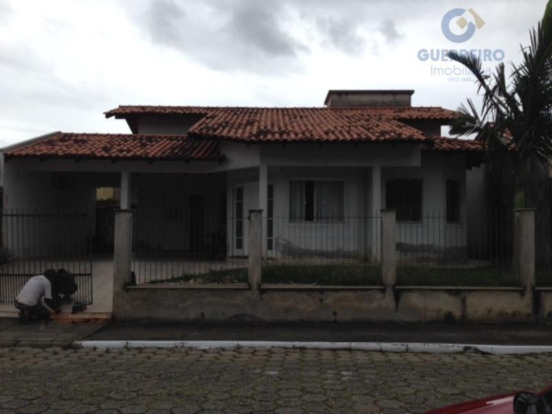 Casa residencial à venda, Dom Bosco, Itajaí - CA0032.