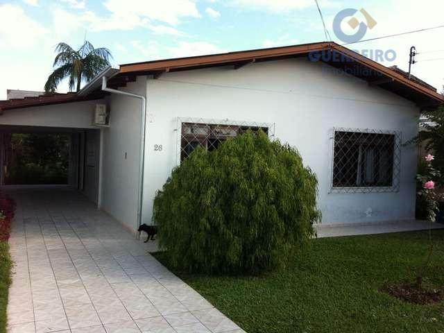 Casa residencial à venda, Cordeiros, Itajaí - CA0050.
