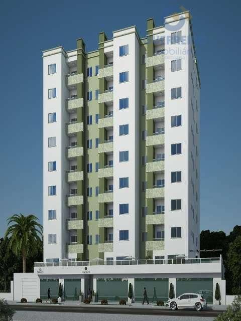 Apartamento residencial à venda, São Vicente, Itajaí - AP0098.
