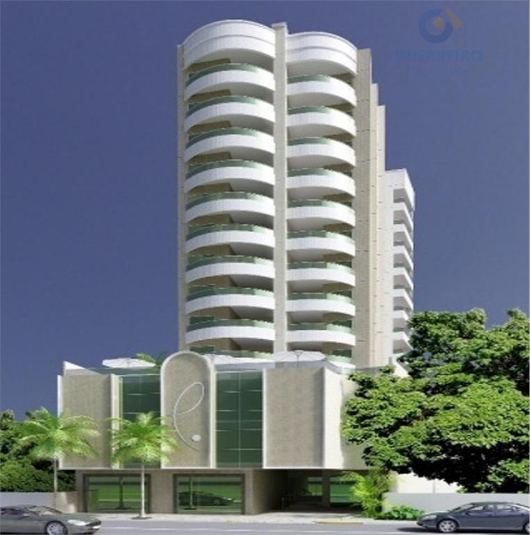 Apartamento  residencial à venda, Centro, Itajaí.