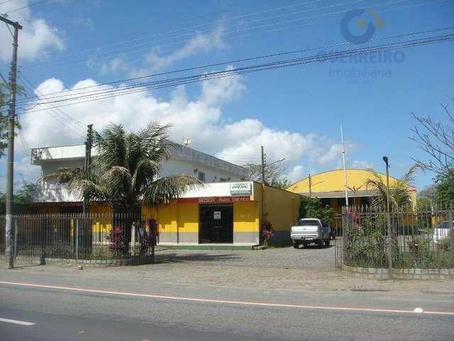 Terreno  comercial à venda, São João, Itajaí.