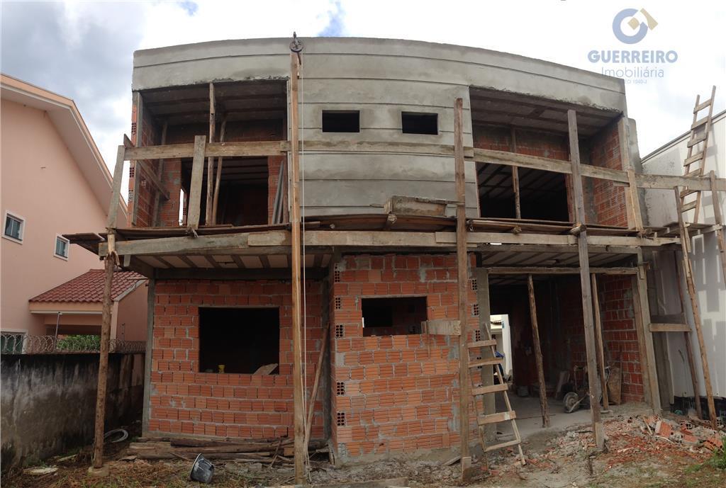 Sobrado  residencial à venda, Dom Bosco, Itajaí.