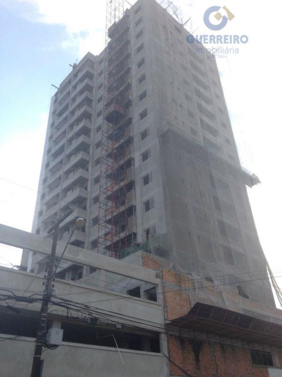 Apartamento residencial à venda, Centro, Itajaí - AP0051.