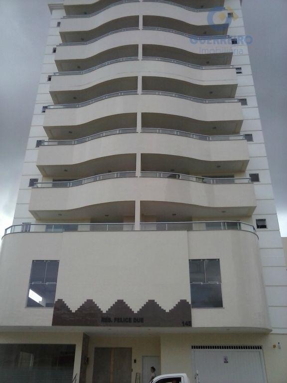 Apartamento residencial para locação, Ressacada, Itajaí.