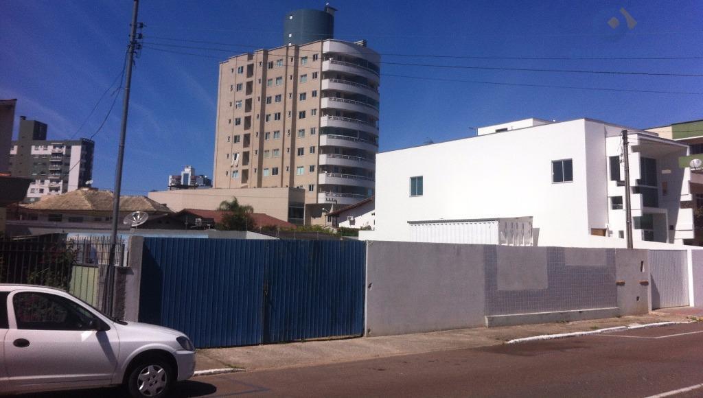 Terreno  residencial à venda, Vila Operária, Itajaí.