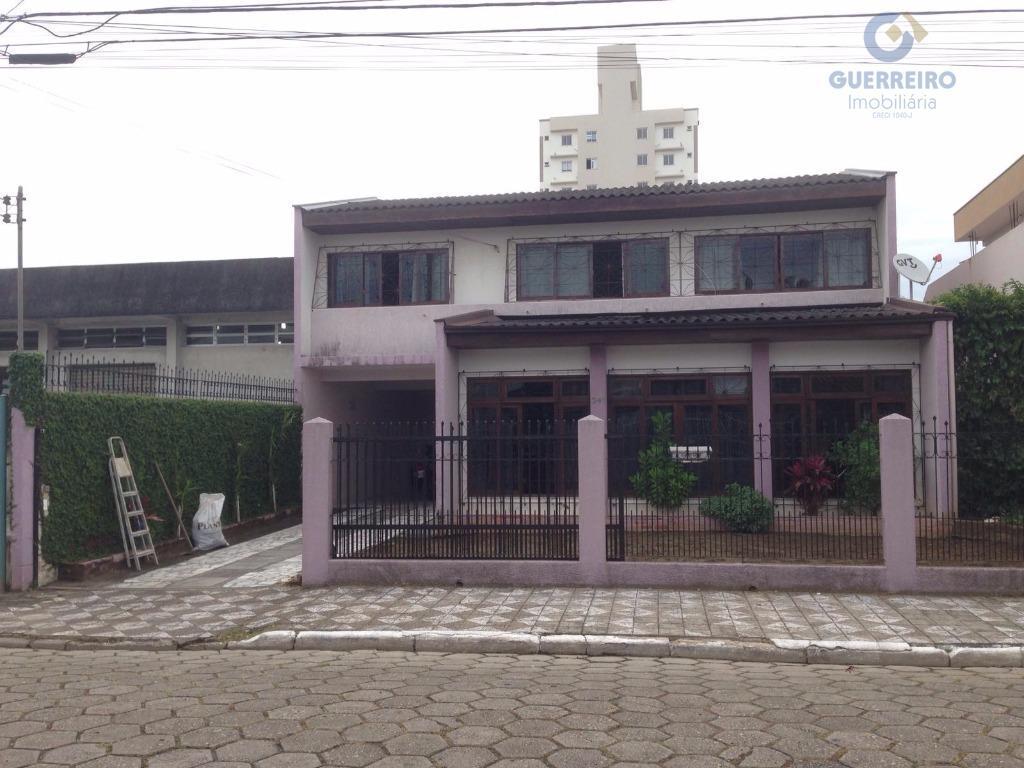 Casa  residencial à venda, Fiúza Lima, Itajaí.