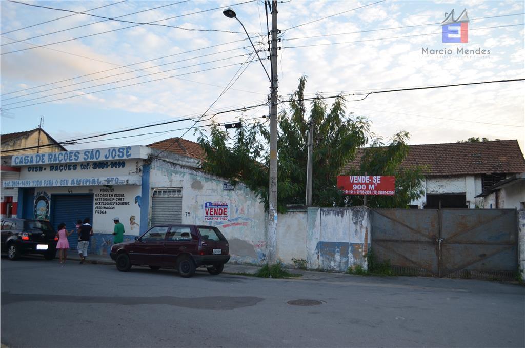 Terreno comercial à venda, Centro, Cachoeira Paulista - TE0044.
