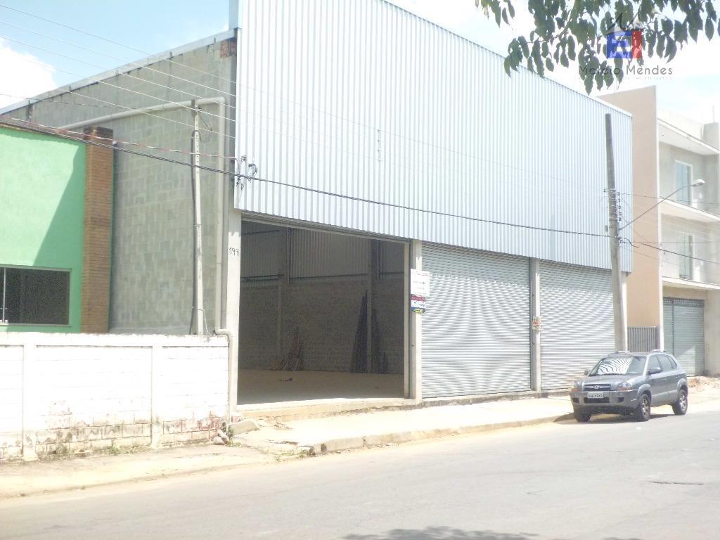 Loja comercial para venda e locação, Centro, Cachoeira Paulista - GA0001.