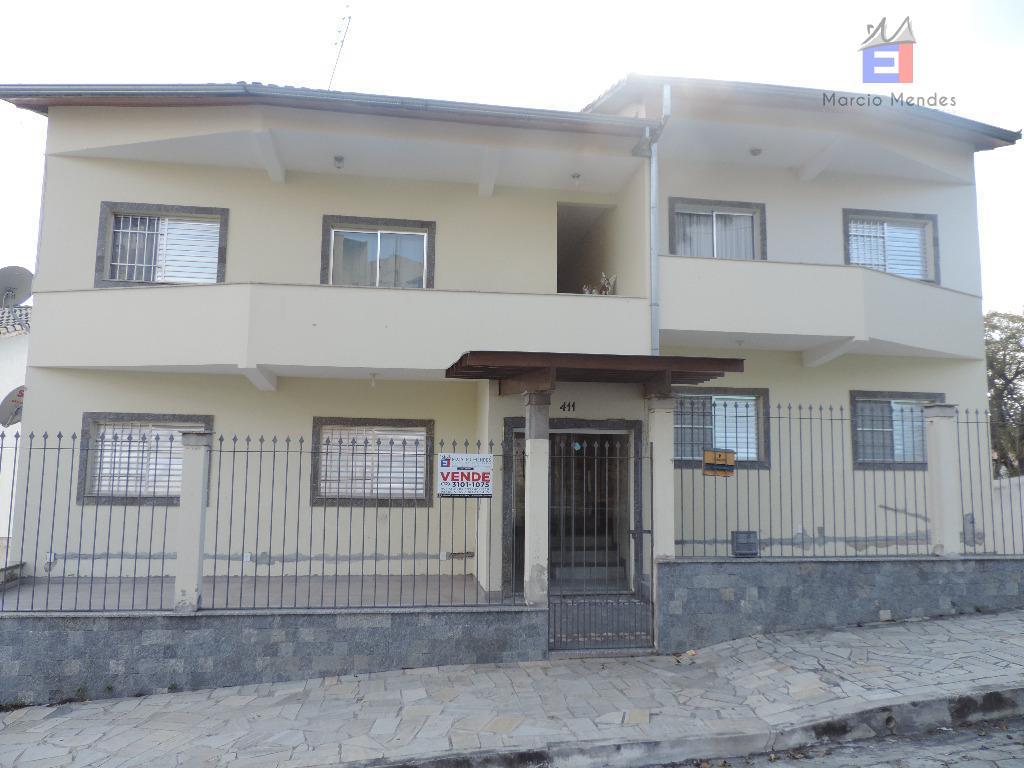 Apartamento residencial à venda, Vila Cacarro, Cachoeira Paulista.