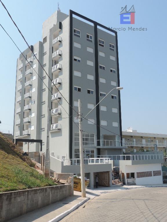 Apartamento residencial à venda, Jardim Nova Cachoeira, Cachoeira Paulista.