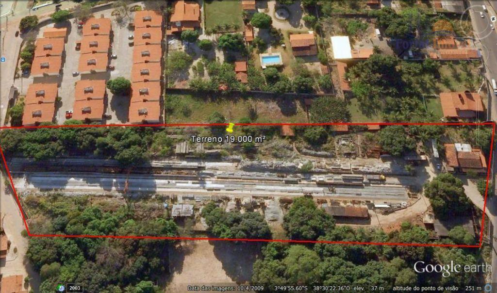 Terreno na Br 116, 19.000 m² com duas frentes