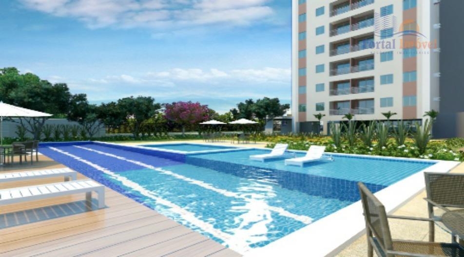 Apartamentos de 2 e 3  quartos com  mais de 20% desconto! próximo a Arena Castelão