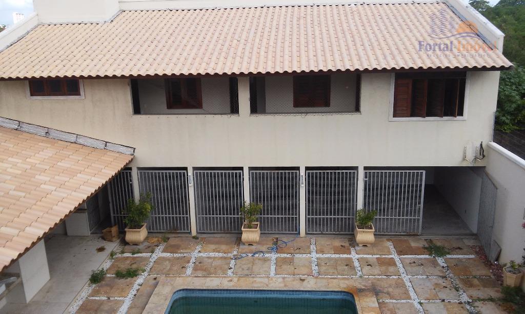 More nesta incrível Mansão com 680m², 8 quartos (5 suítes) em localização privilegiada no S. Gerardo - Fortaleza