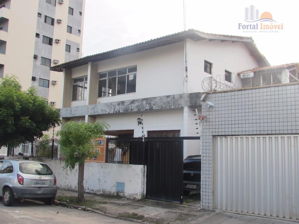 Casa duplex 188m² no Dionísio Torres, com perfil para clínica ou escritório