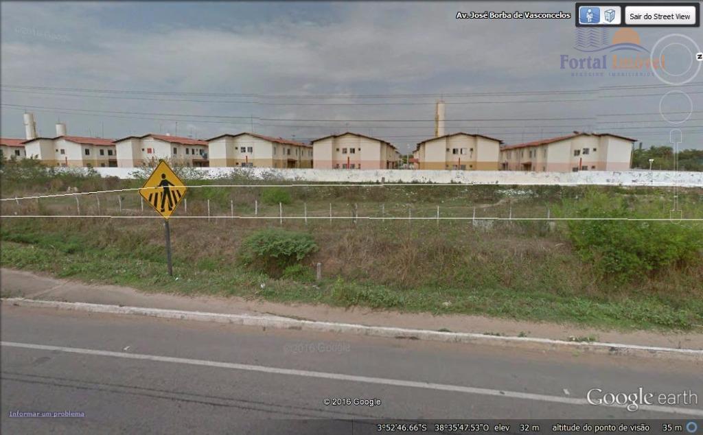 Terreno 2541m² em Maracanaú