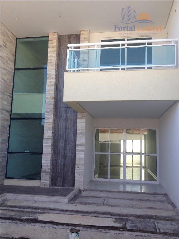 Linda Casa Duplex Nova na Sapiranga
