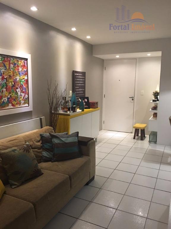 More bem e com Tranquilidade! Apartamento na Luciano Cavalcante
